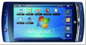 Windows 7 smartphone