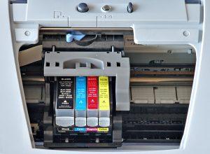 troubleshooting inkjet printer